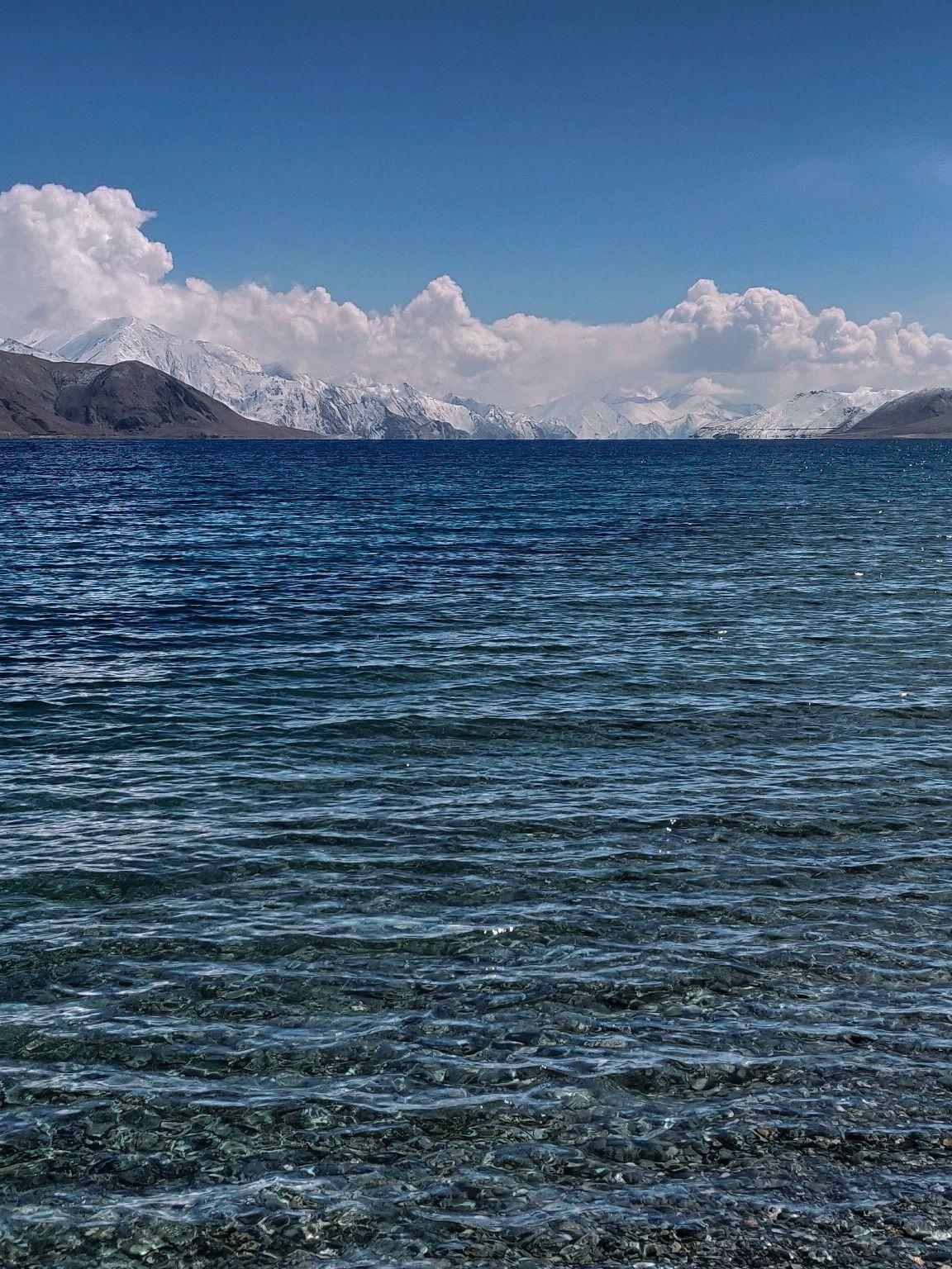 Photo of Pangong Lake By Vipul Bhatia