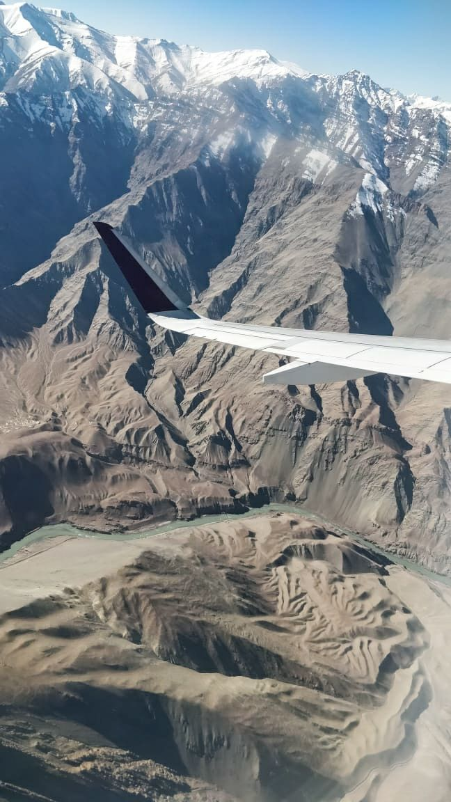 Photo of Zanskar River By Vipul Bhatia