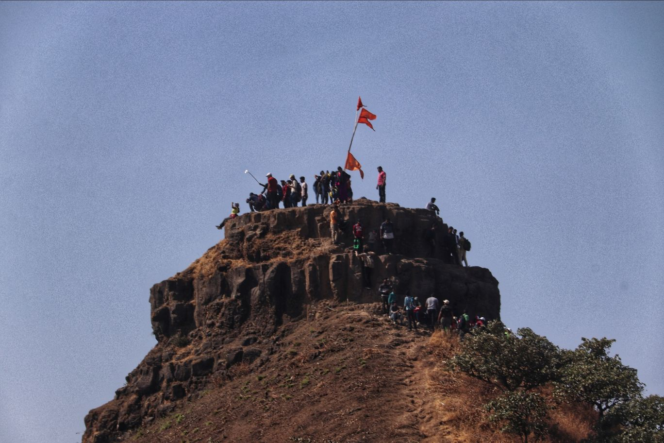 Photo of Harihar Fort By Dipak Rodge