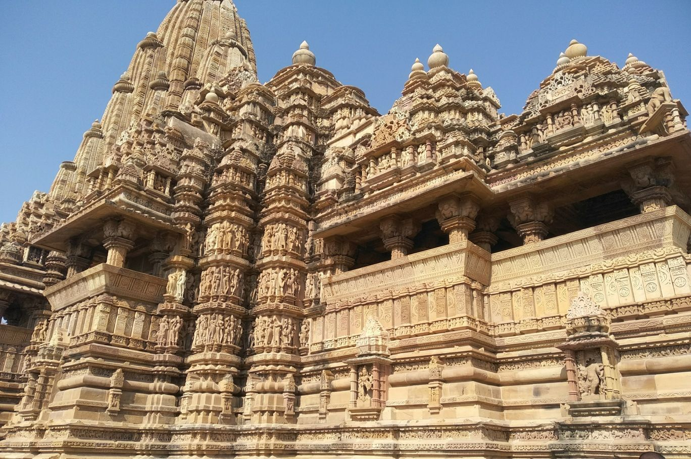 Photo of KHAJURAHO ,WORLD HERITAGE SITE IN MADHYA PRADESH Trip By P Ramu