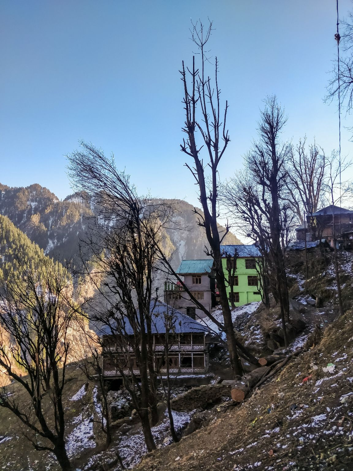 Photo of Malana By Vishal Khomane