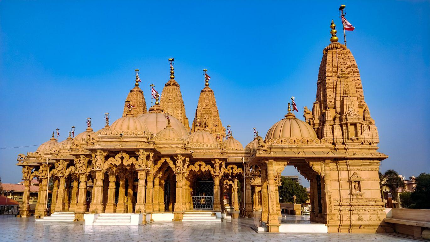 Photo of BAPS Shri Swaminarayan Mandir By Vishal Khomane