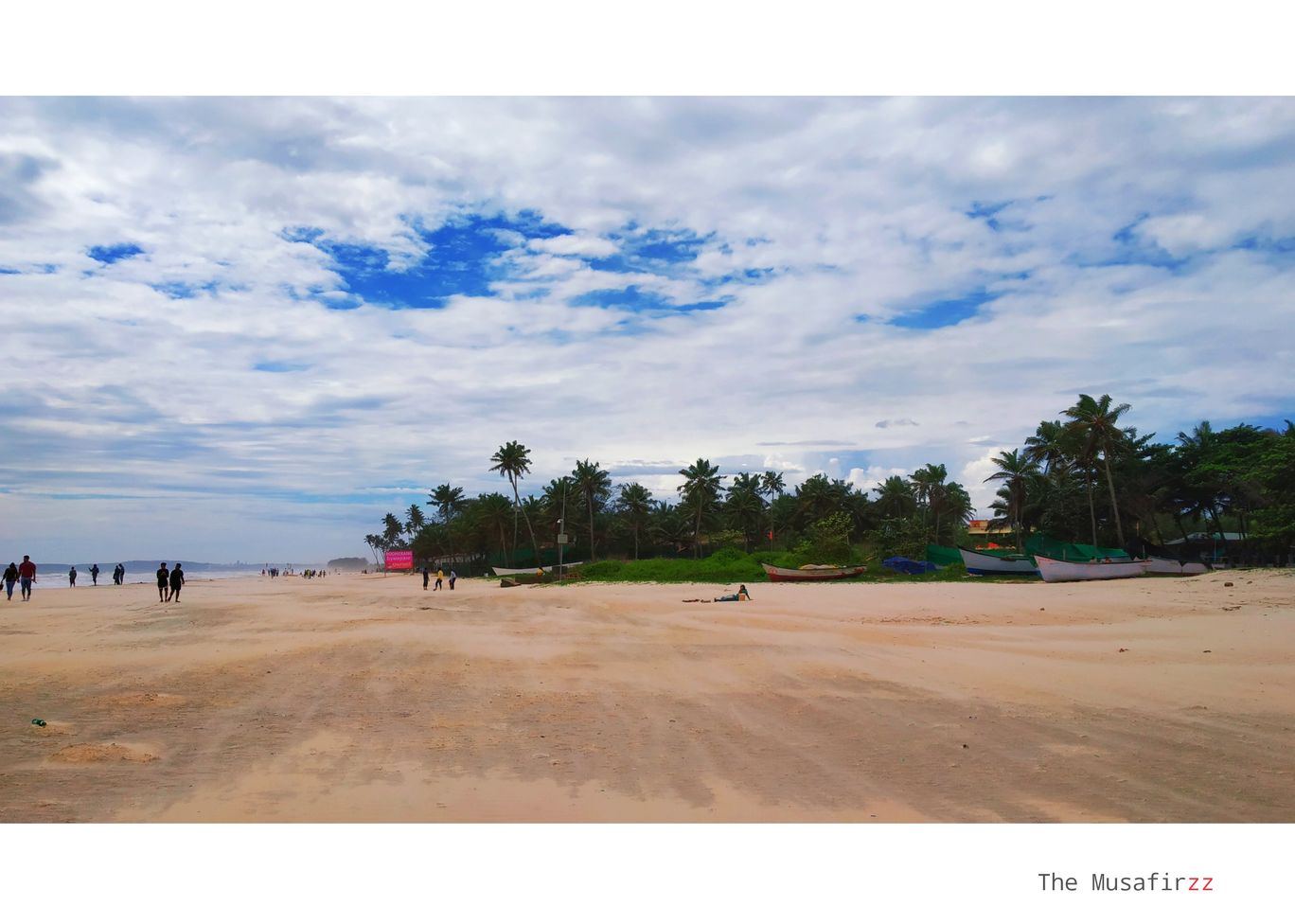 Photo of Colva Beach By The Musafirzz