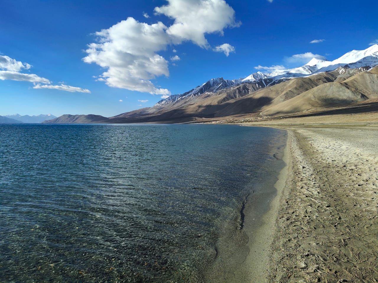 Photo of Pangong Lake By Atul Jain