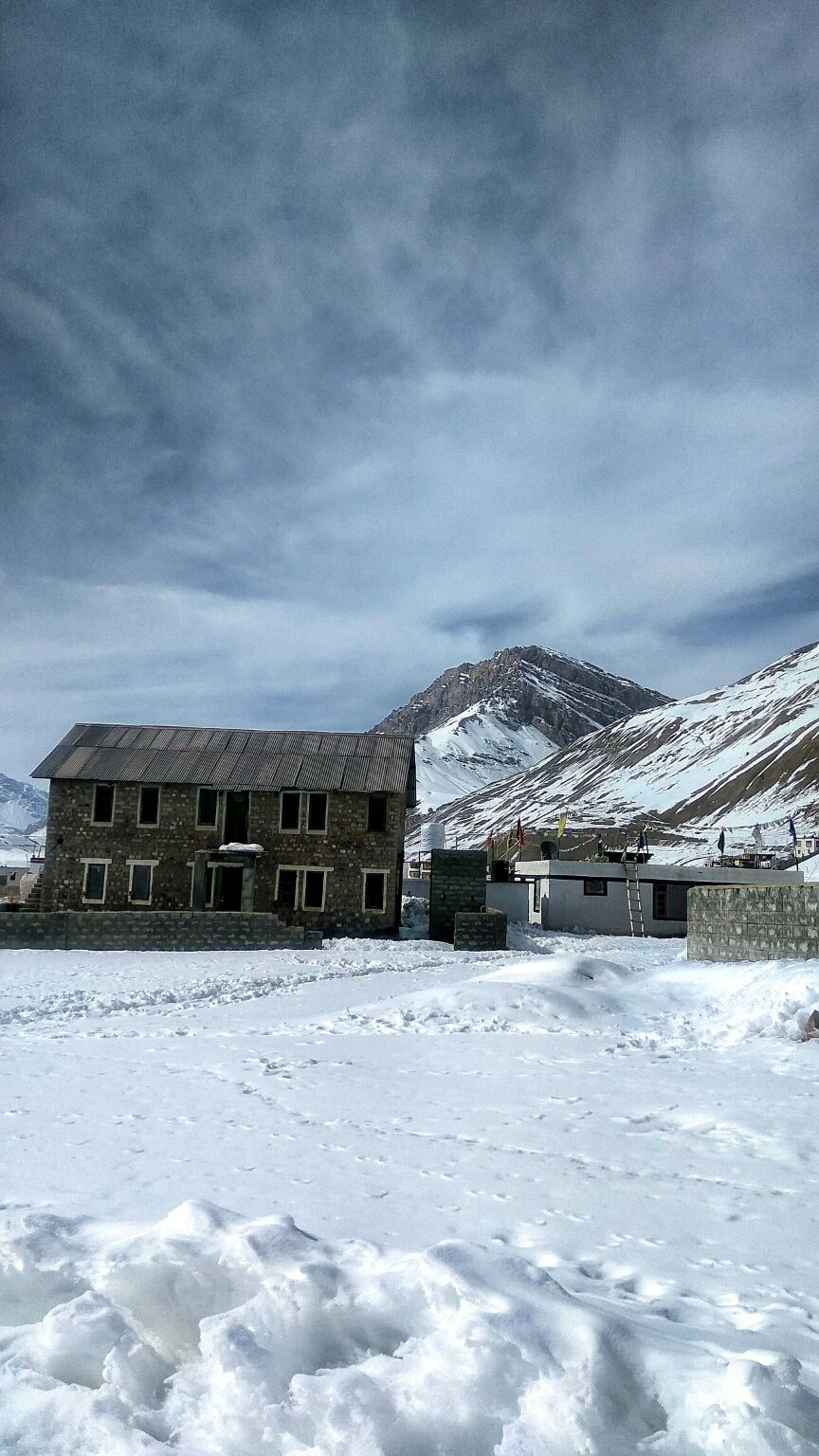 Photo of Lahaul And Spiti By Akhil George