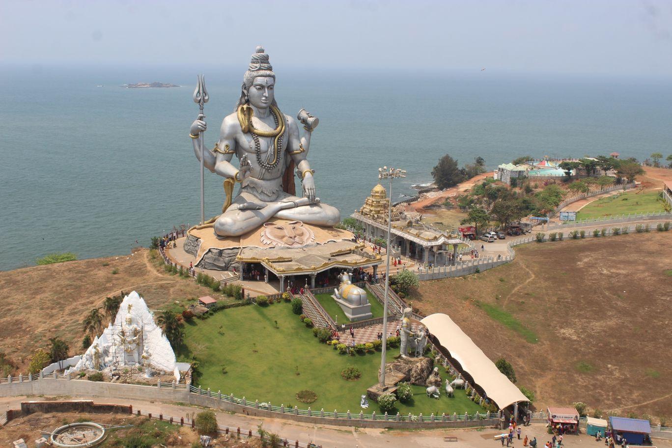 Photo of Murudeshwar By Rohith mathi