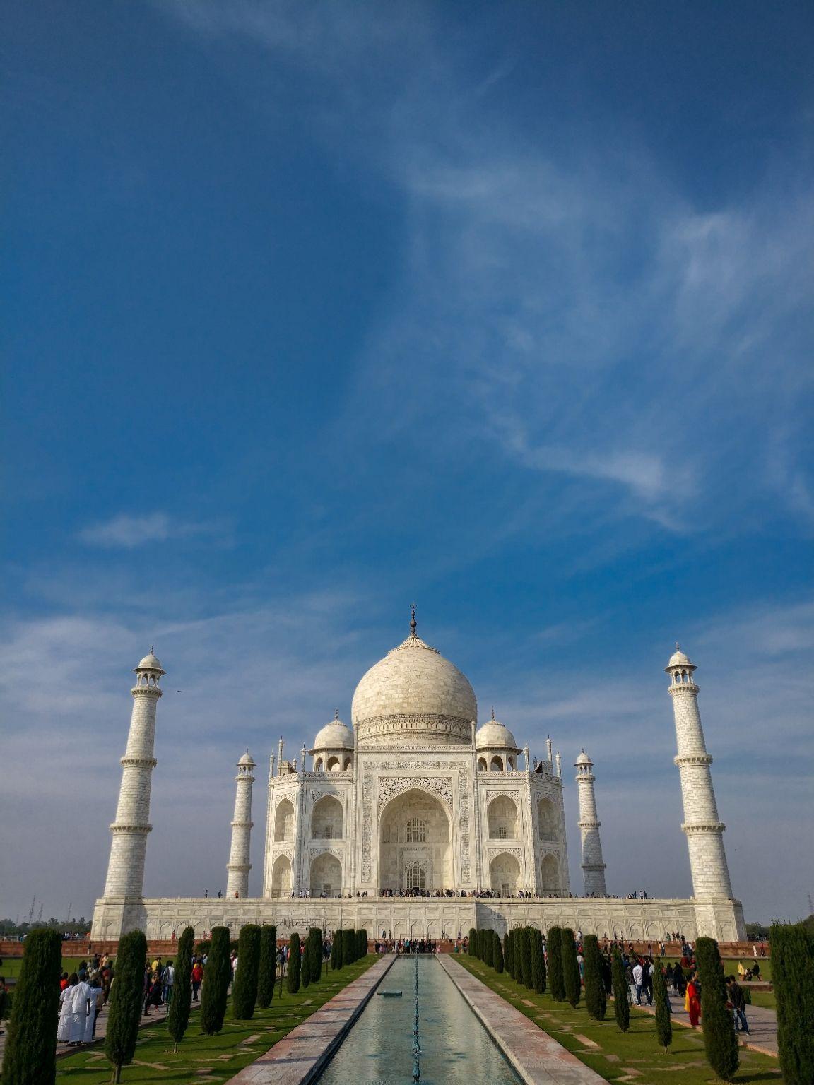 Photo of Taj Mahal By Sabeel Dhar