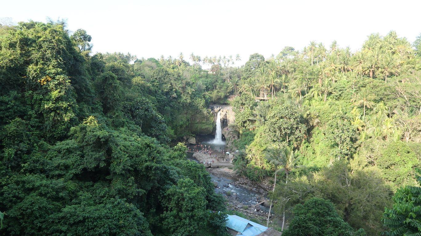 Photo of Tegenungan Waterfall By Parimal Joshi