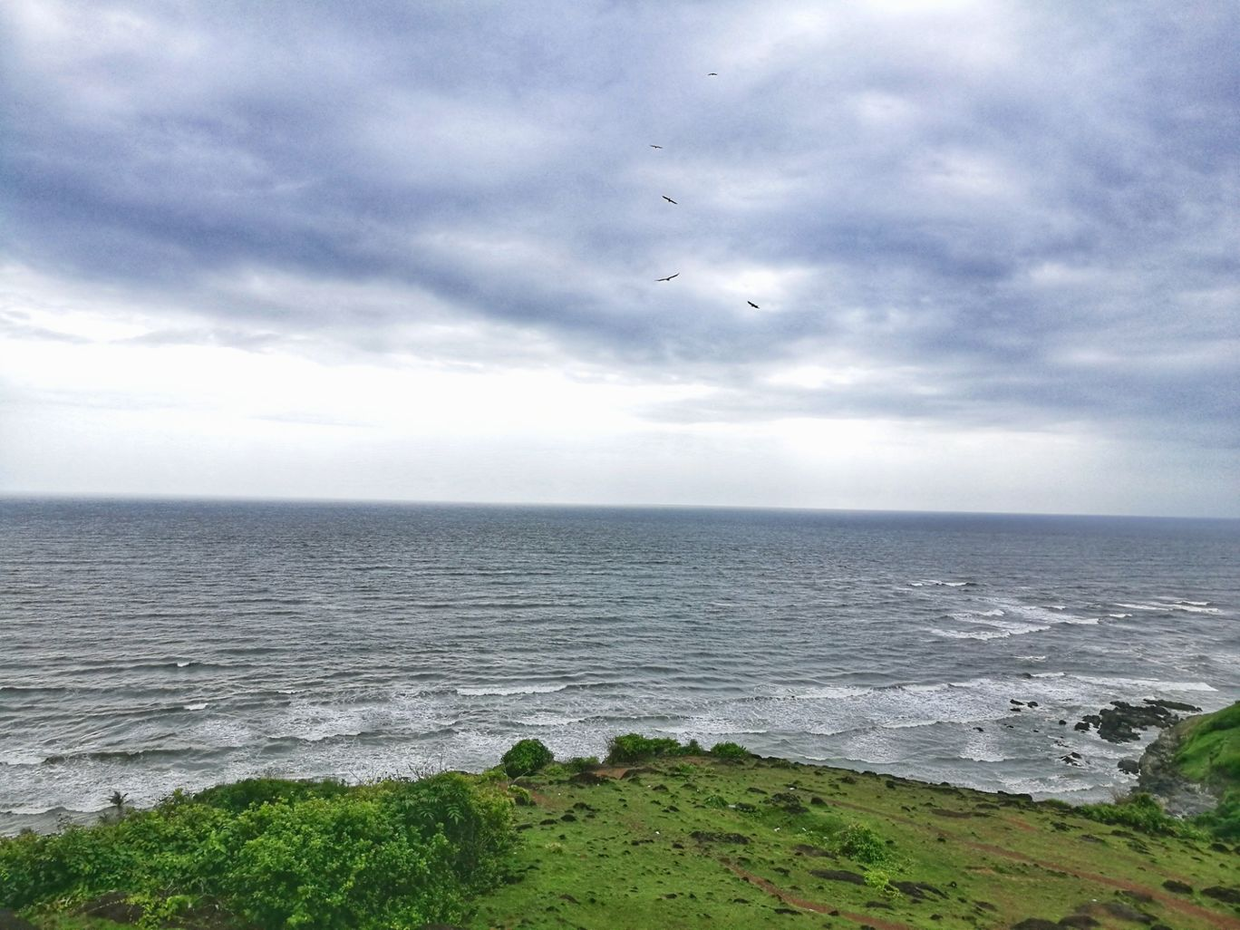 Photo of Chapora Fort By Travel with Ravi