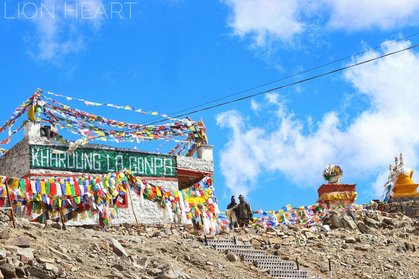 Photo of Leh Manali Highway By Pushpinder Thakur