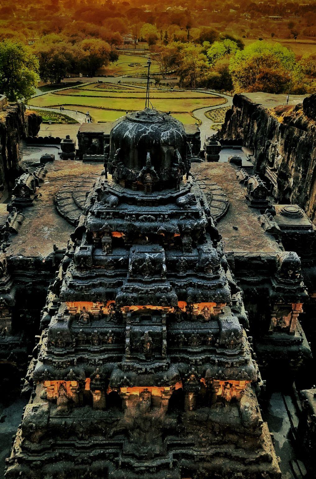 Photo of Ajanta Caves By MUKUL BARTHWAL