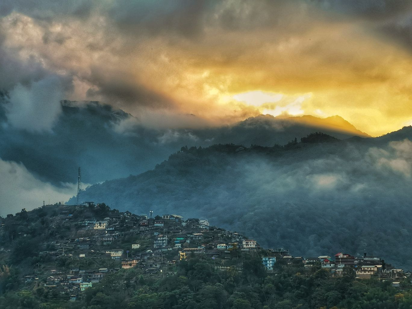 Photo of Kohima By Saurav Anuraj