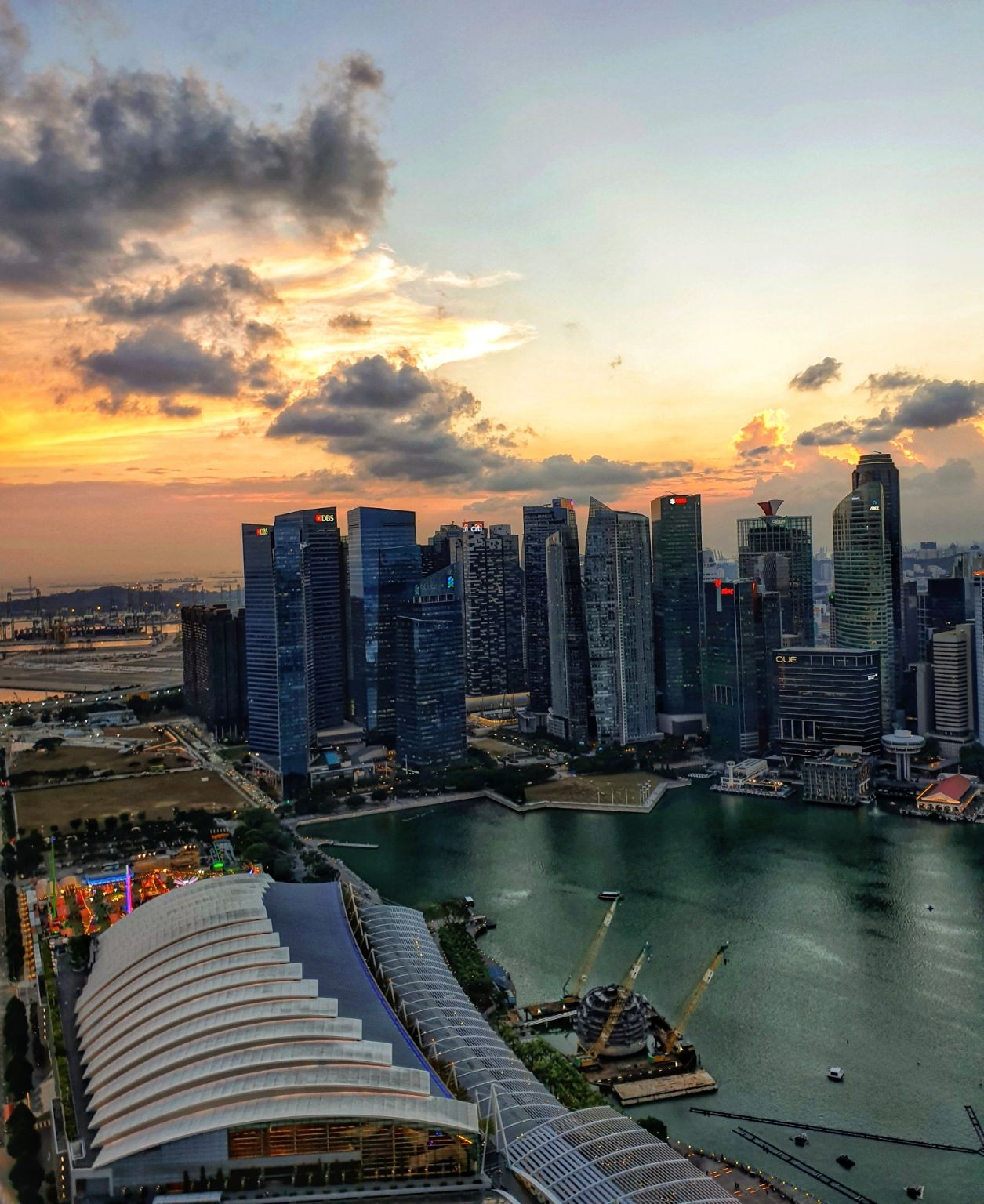 Photo of Singapore By Suhas S
