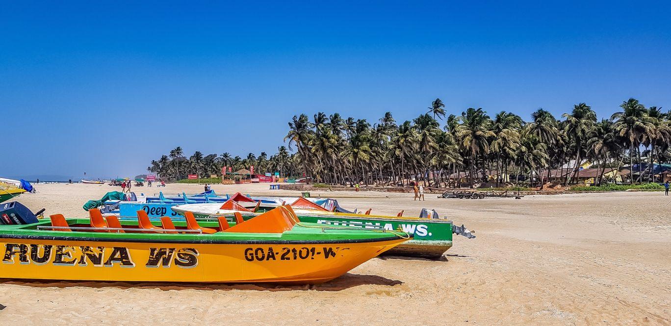 Photo of Goa By Swapnil Suvarna