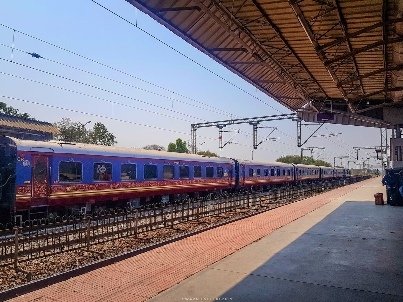 Photo of Nashik Road Railway Station By Swapnil Suvarna