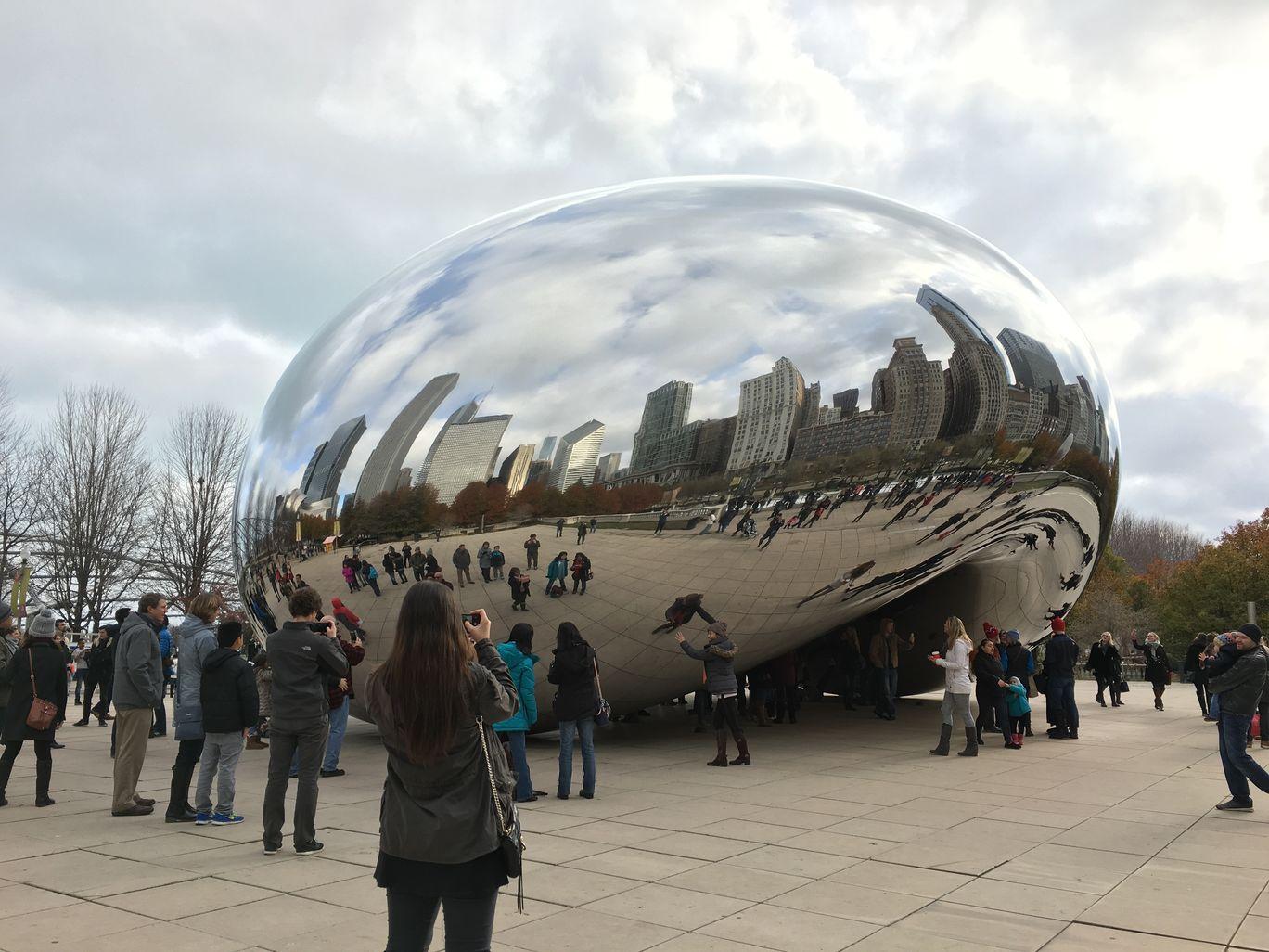 Photo of Chicago By Sayan Roychoudhury