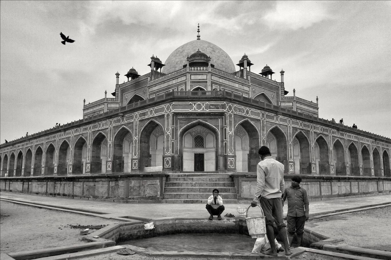 Photo of Humayun's Tomb By Ankit Kr