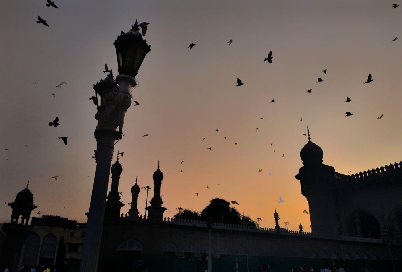 Photo of Charminar By Anwar Hussain