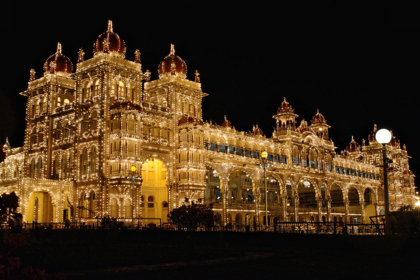 Photo of Mysore Palace By Amit Pal