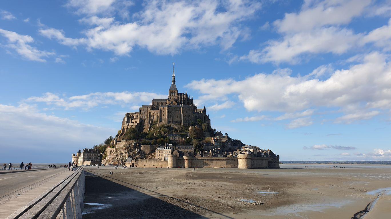 Photo of Mont Saint-Michel By Karishma Shaikh
