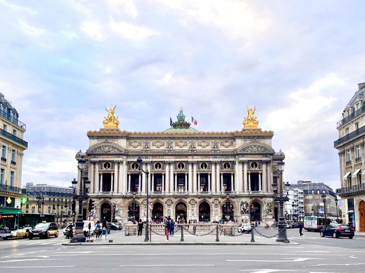 Photo of Paris By Karishma Shaikh
