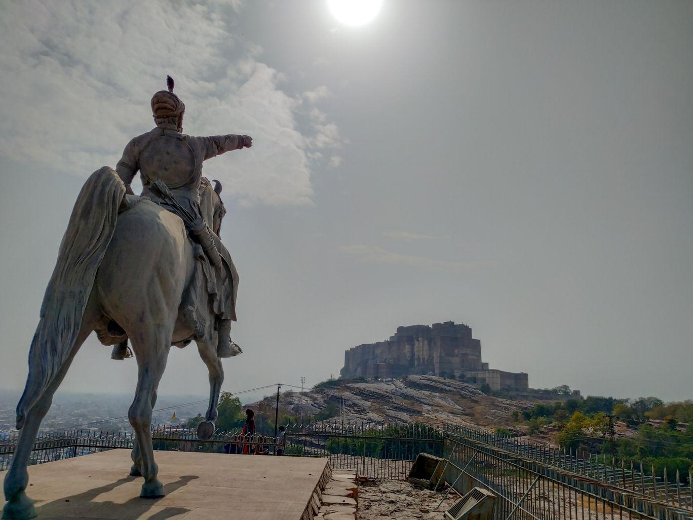 Photo of Mehrangarh Fort Museum By Worst_Wanderlust