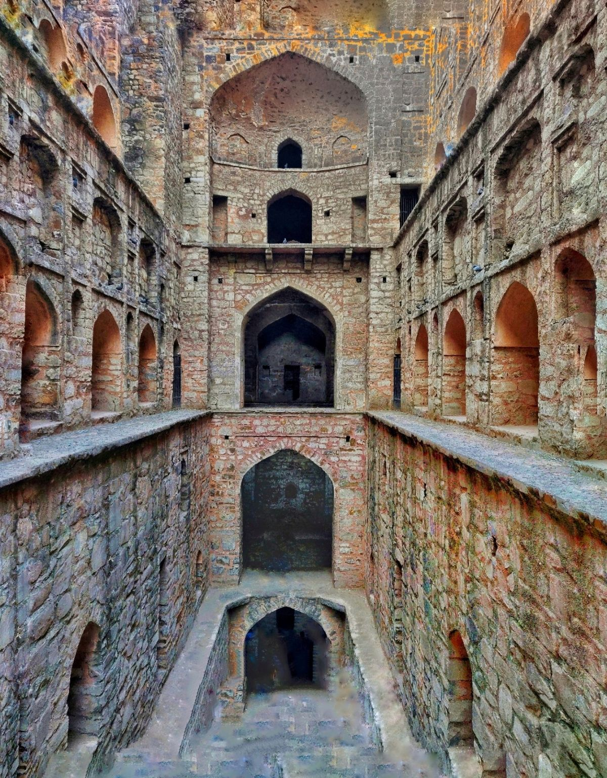 Photo of Agrasen ki Baoli By Gouboi Kipgen