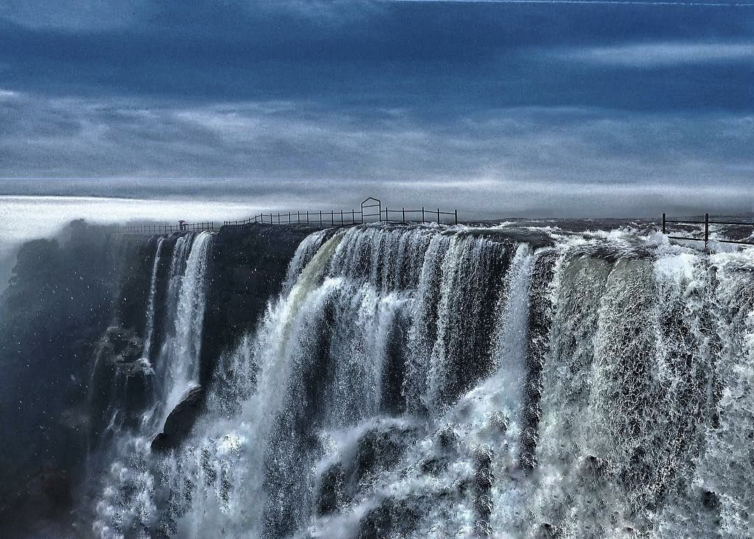 Photo of Daiñthlen Falls By Gouboi Kipgen