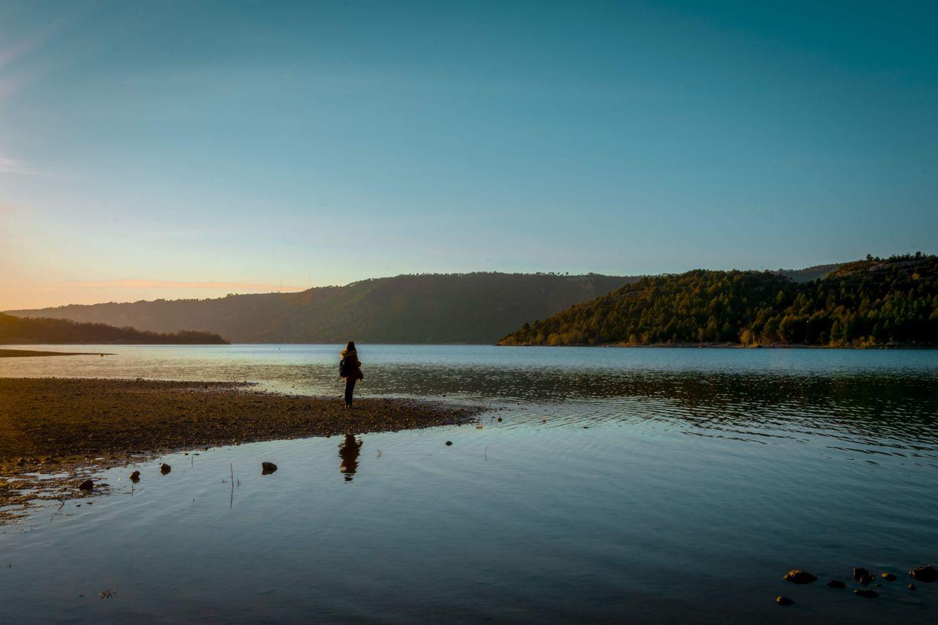 Photo of Lake of Sainte-Croix By Lugdivine Borello
