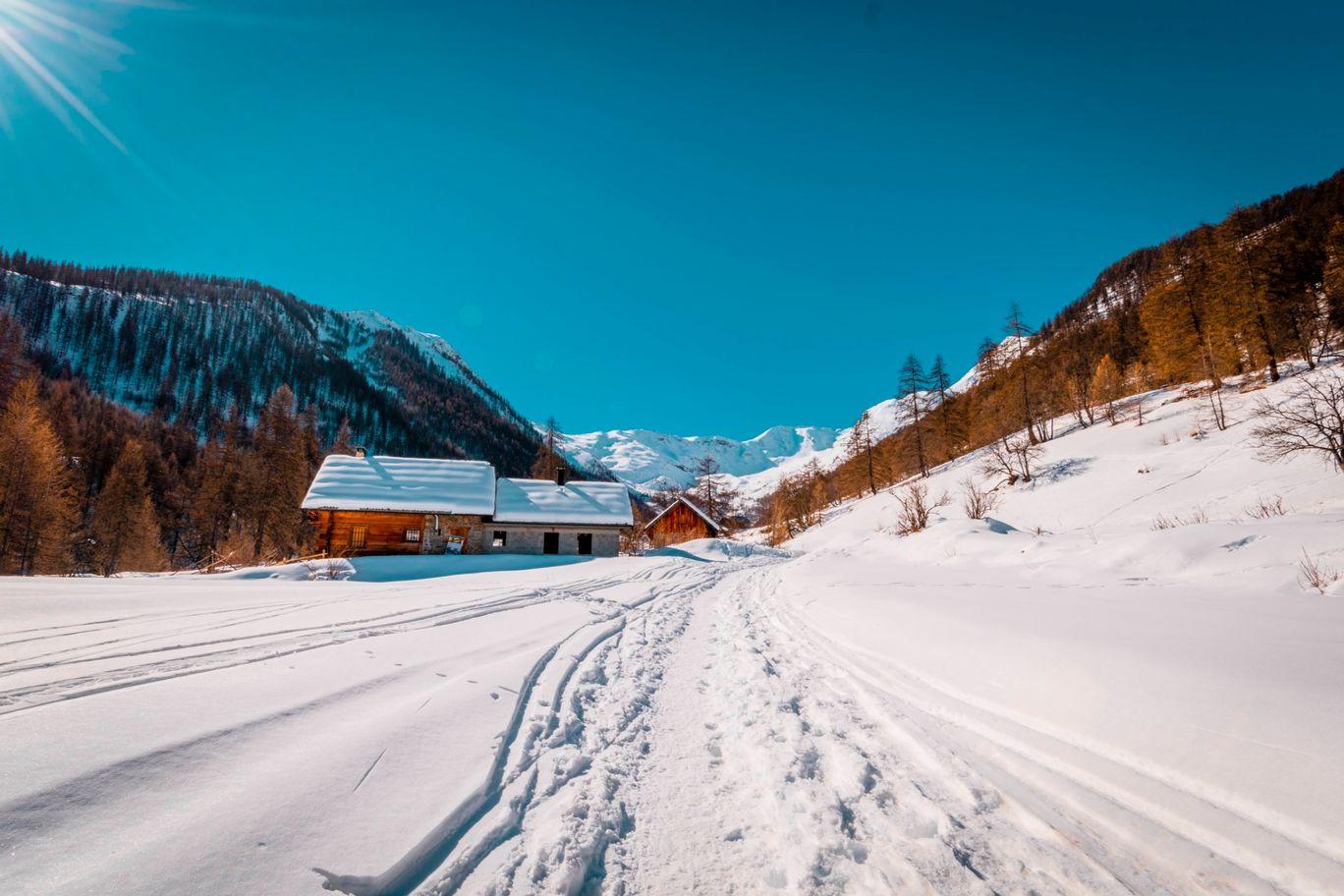 Photo of Mont Pelvoux By Lugdivine Borello