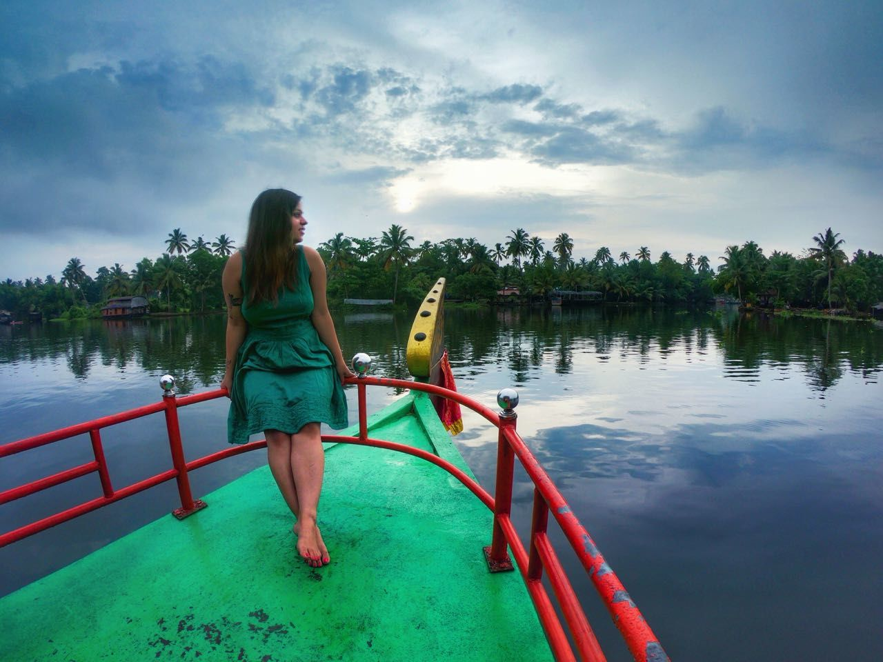 Photo of Kerala Backwaters By mittali