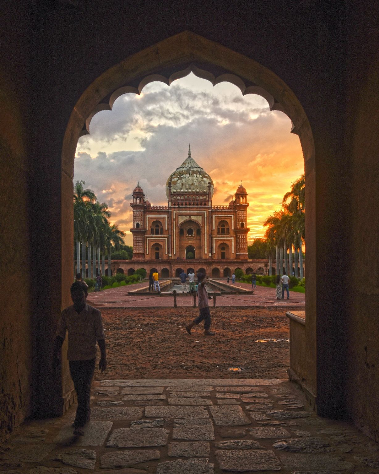 Photo of Safdarjung Tomb By Anjum Alam