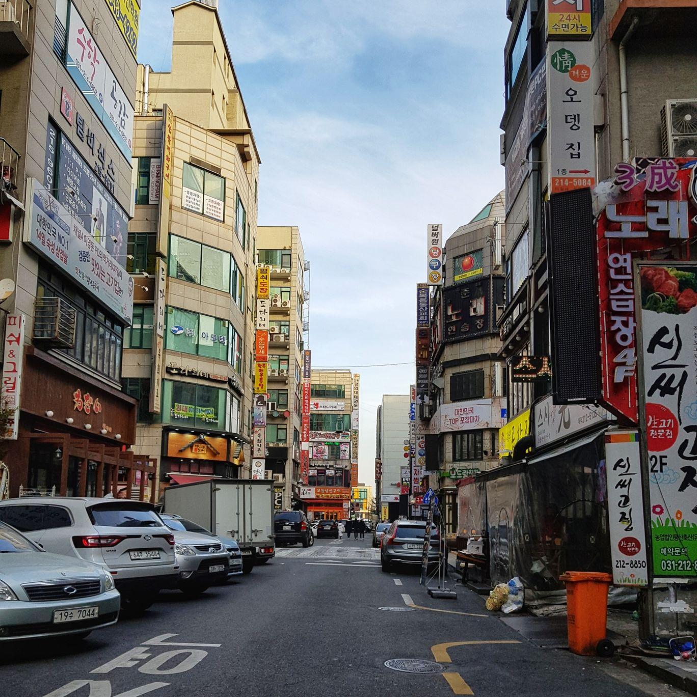 Photo of Seoul By Baljit Singh