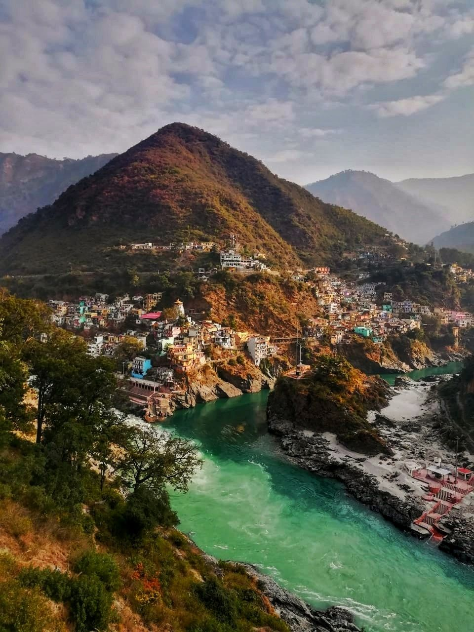 Photo of Devprayag By Akash Katwal