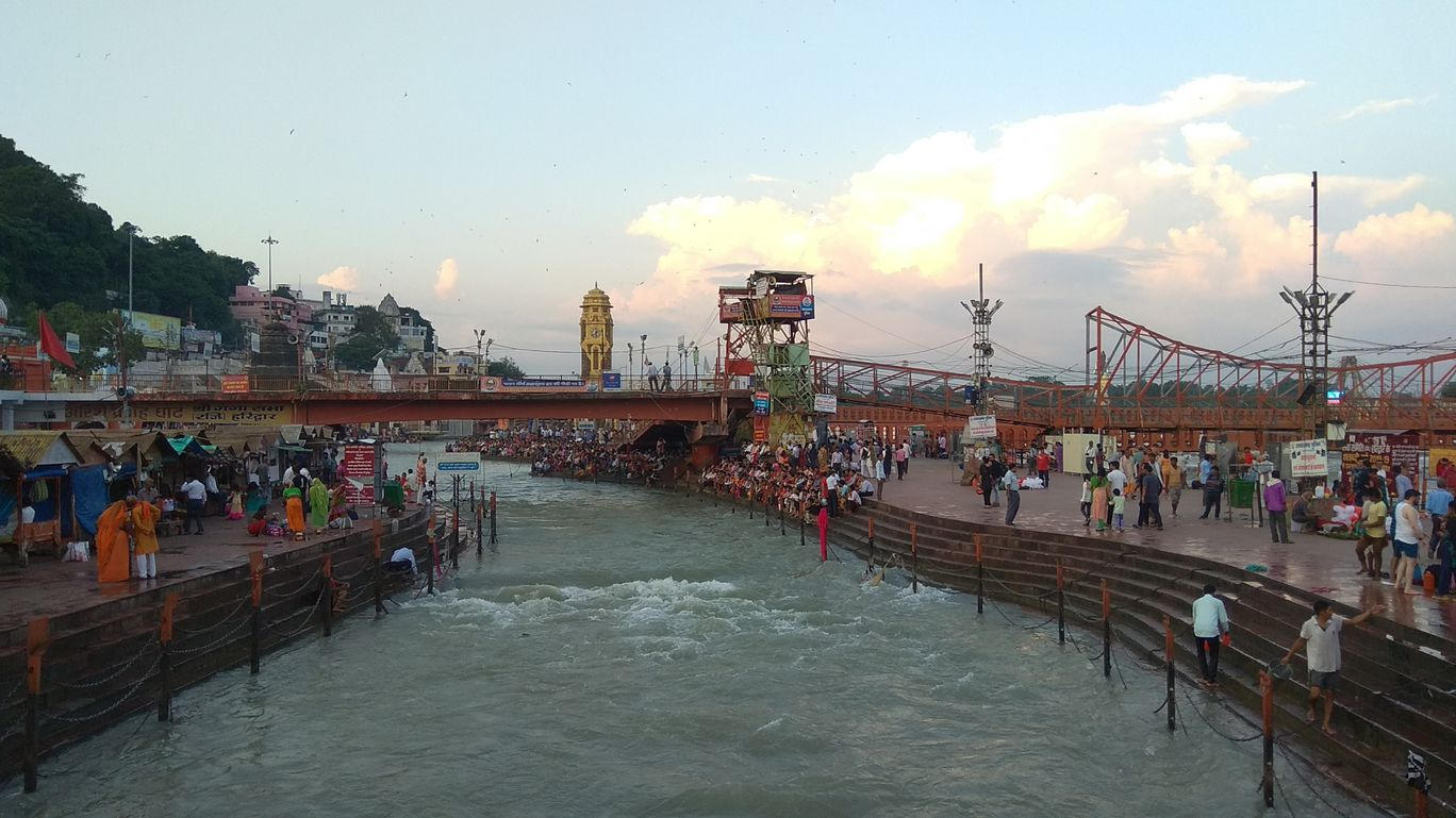Photo of Haridwar By ADHUL S.V