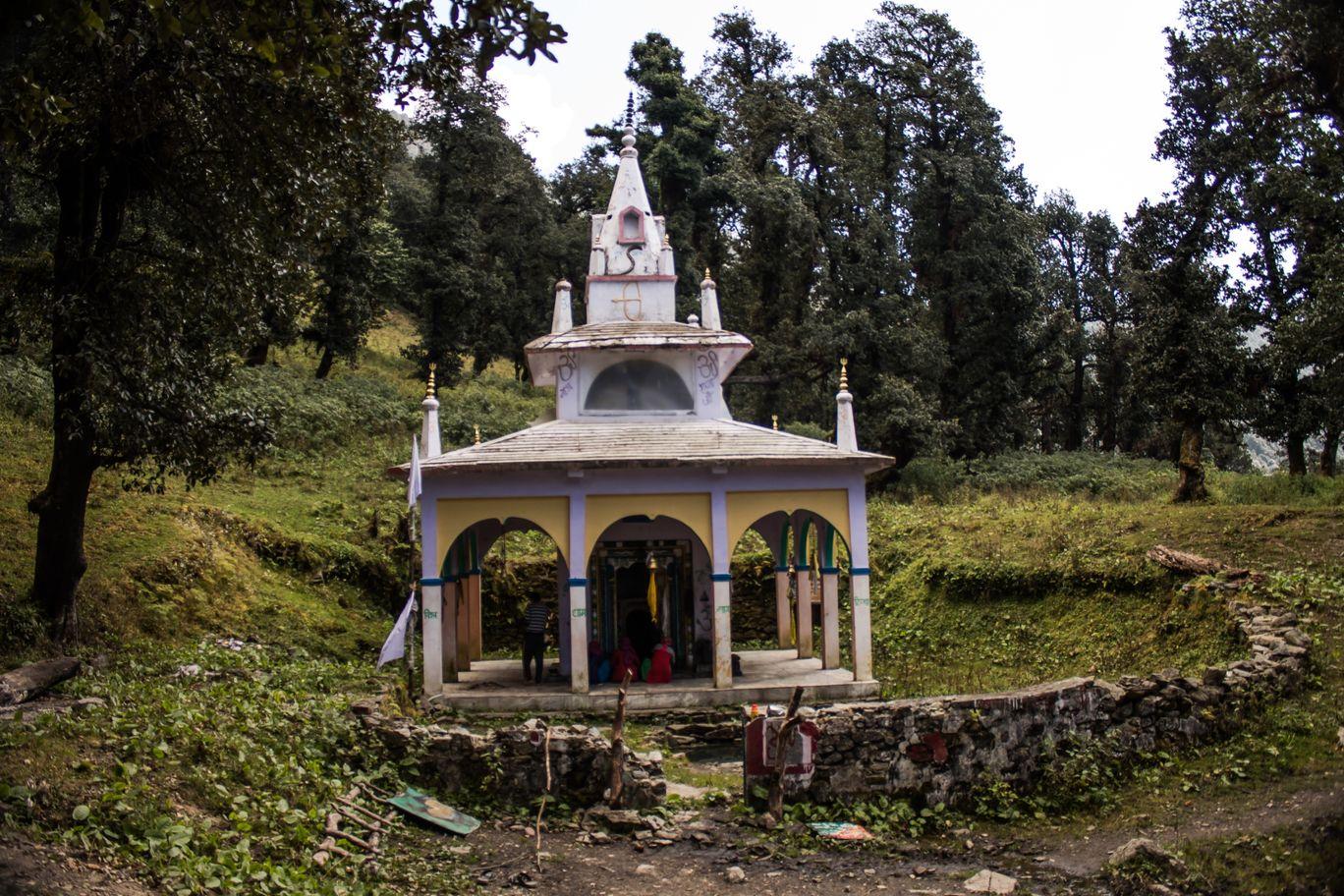 Photo of Nag Tibba Trek By Puneet Garg