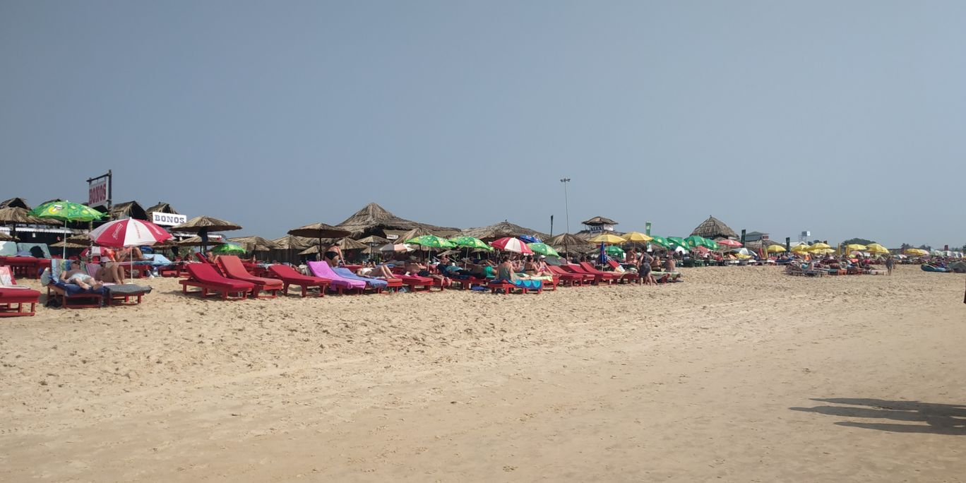 Photo of Calangute Beach By Sanmesh Sawant