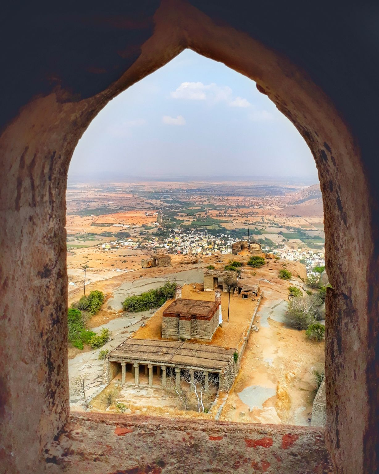Photo of Pavagada Fort By terrance dcosta