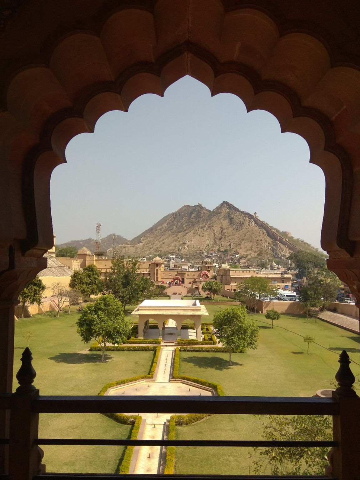 Photo of Amer Fort By Vivek Singh Negi