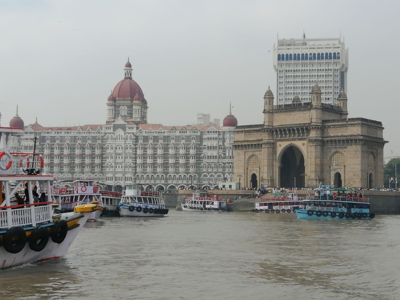 Photo of Gateway of India By Sandeep Rout