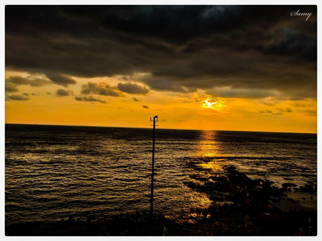 Photo of Anjuna Beach By Periyasamy Shanmugam