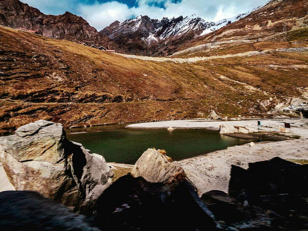 Photo of Rohtang La By Rainy Verma