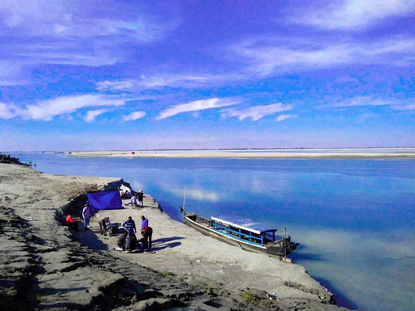 Photo of Nimati Ghat Ferry By Sushmita Kar