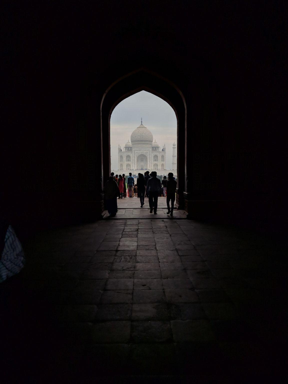 Photo of Taj Mahal By Zacharias Rohith Joseph