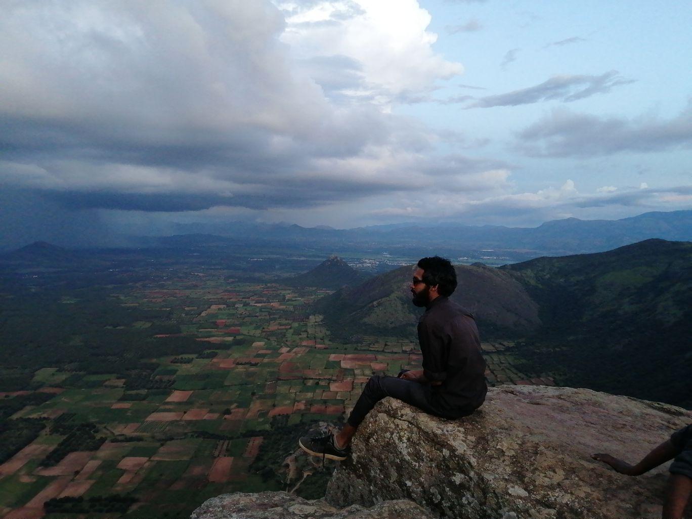 Photo of Ramakkalmedu Hilltop View Point By Ansal Sha