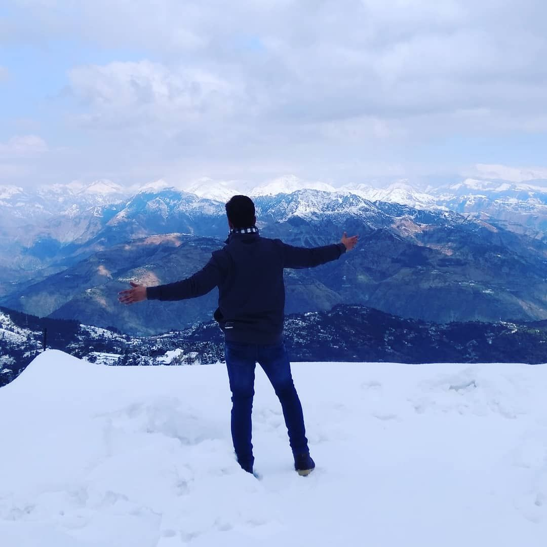 Photo of Dainkund Peak By Kapil Kumar Thawal
