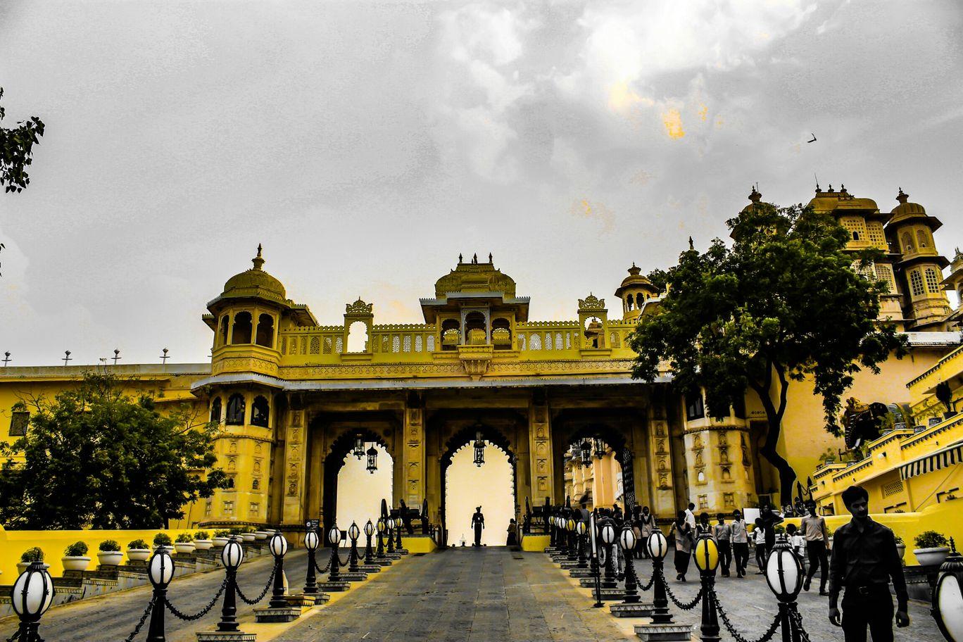 Photo of City Palace By Juhi Chakravertty