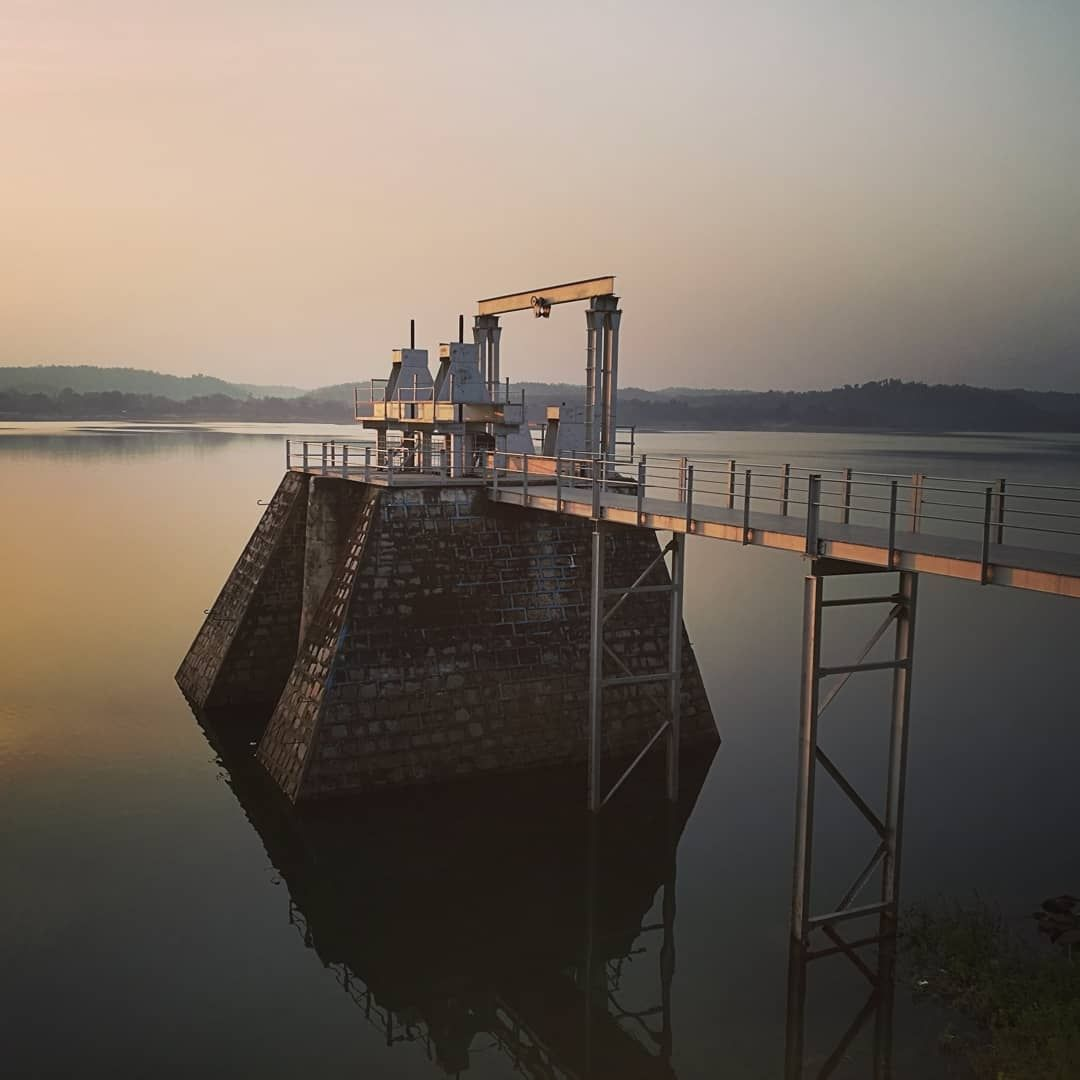 Photo of Remal Dam By Abinash
