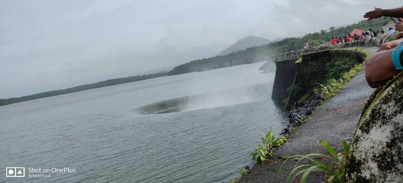 Photo of Salaulim Dam By Nikhil Panari