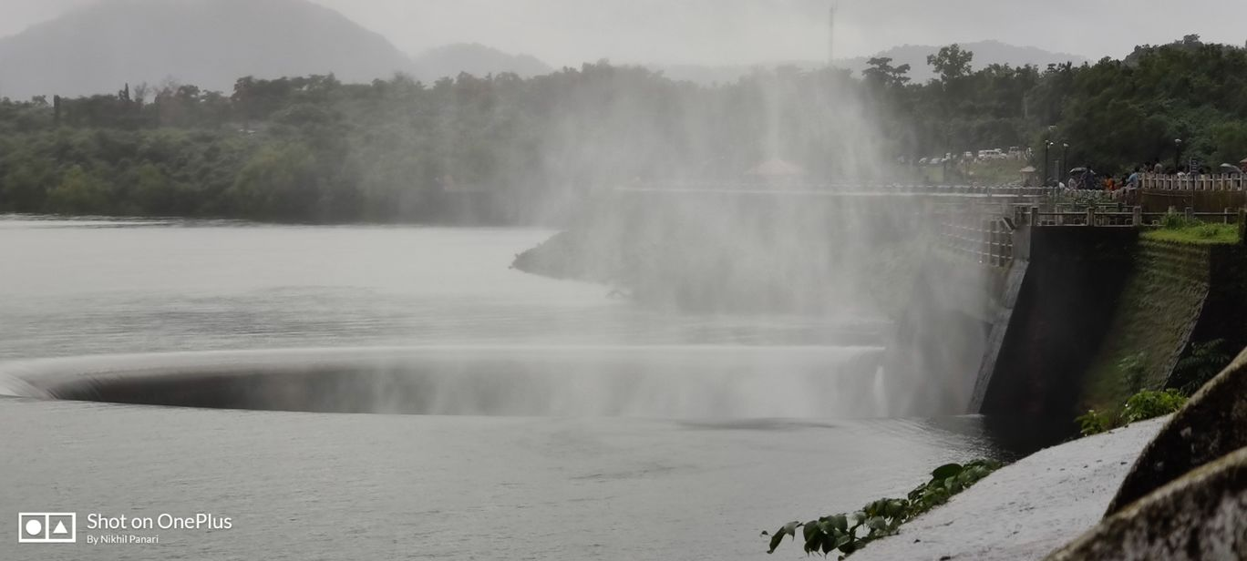 Photo of Salaulim Dam By Nikhil Panari